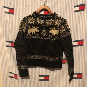 Polo by Ralph Lauren crewneck sweater